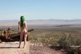 Green Bird Girl