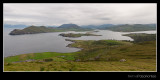 Ring of Kerry from Valentia Island