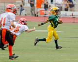 Norwalk Youth Football - 9/24/11