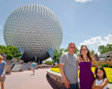 Disney's Epcot Center - 2011