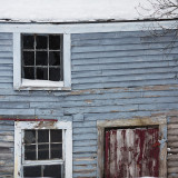 Old Barn – Whos Face is that in the Window?