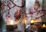 Holiday Candles #1