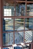 New Boathouse Reflection