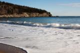 Winter Sand Beach #3
