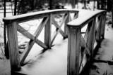 Little Bridge Monochrome