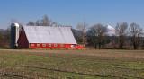 Arlington, WA  Barn