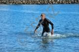Triathlon taranaki Ngamotu Beach 20th feb 2011