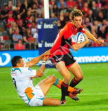 Crusaders vs cheetahs super 15 rugby 2012