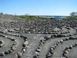 Labyrint på Stora Bredskär i Ut-Fredel