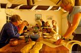 Dax för Avocadosoppa med nybakt bröd.