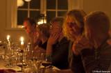 Mycke snack vid middagen.