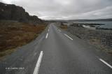 de weg naar Hamningberg - the road to Hamningberg