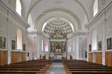 A church in Evolene