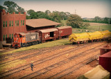 V/Line the Freight Force