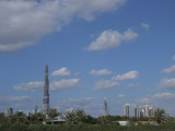 The growing Burj Dubai Skyline.JPG