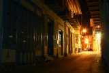 Lefkara at night