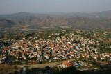 Panoramic View of Pano Lefkara