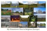 my hometown Olen through my eyes