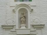 Staande Maria met Kind (koningin) - Zwarteleertouwersstraat 82