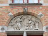 Annunciatie (Boodschap aan Maria) - Eekhoutstraat 4