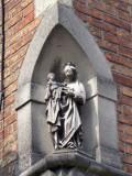 Staande Maria met Kind - Predikherenstraat 28