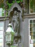 Staande Maria met Kind (koningin) - Gruuthuse