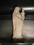 Staande Maria met Kind - Katelijnestraat