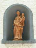 Staande Maria met Kind - Begijnhof 52