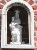 Maria met Kind (koningin) Sulferbergstraat 31