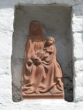 Zittende Maria met Kind - Westmeers 47