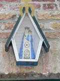Staande Maria met Kind (koningin) - Westmeers 122