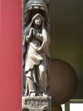 Staande Maria - Eekhoutstraat 4