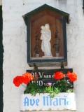 Staande Maria met Kind - Rolweg 38