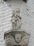 Staande Maria met Kind (koningin) - Korte Lane 2