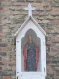 Staande Maria (Koningin) - Korte Lane 12