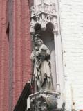 Staande Maria met Kind (koningin) Noordzandstraat 13