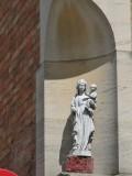 Staande Maria met Kind - Rozendal 36