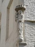 Staande Maria met Kind - Korte Riddersstraat 10