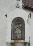 Staande Maria met Kind (koningin) - Annunciatenstraat 12