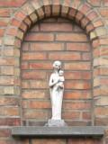 Staande Maria met Kind - Baliestraat 101