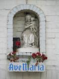 Zittende Maria met Kind  - Langerei 51