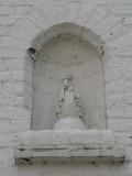 Korte Winkel 15 - staande Maria met Kind