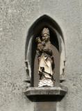Staande Maria met Kind (Koningin) - Katelijnestraat 33A