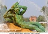 021  Alexander Stirling Calder Sculpture In Swann Fountain.JPG
