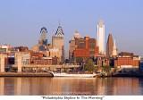 155  Philadelphia Skyline In The Morning.JPG