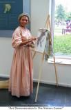 241  Art Demonstration In The Visitors Center.jpg