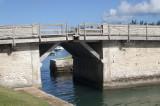 World's smallest drawbridge
