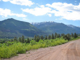Ouray area
