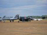 Flightline (Corsair and Hornet)