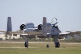 Fairchild Republic A-10 Thunderbolt II (Warthog)